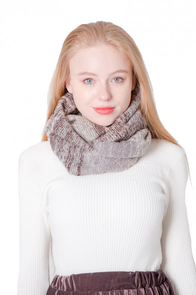 Popular Scarfs Ladies Infinity Scarves fashion Knitted Scarf Spring New Arrival Free Shipping