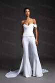 2021 Fashion Wedding Dressy Prom Jumpsuits so-219