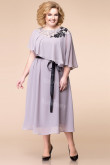 2021 Lavender Chiffon Women's Dresses Plus Size Mother Of The Bride Dresses mps-451