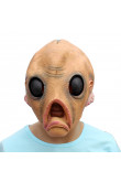 Alien mask Halloween Party Cosplay Full Face Breathable Alien Horror Latex Mask