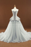 Classic Church Sage Color Wedding Dresses wd-024