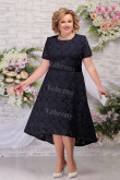 Dark Navy A-line Mother of The Bride Dresses, Plus size Women's Dresses mps-470-1