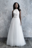 Disassemble Spring bride jumpsuits Jewel lace Wedding dresses So-201