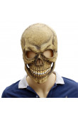 Halloween Full Head Masks Realistic Latex Party Mask Horror
