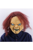 Child's Play Halloween Masks Figures Scary Latex Mask For Masquerade Halloween Party