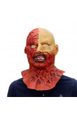Halloween Masks Moive Darkman Latex Bloody Scary Extremely Disgusting Full Face Mask Costume Party