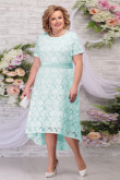 Lovely A-line Aqua Mother of The Bride Dresses,Jade Blue Plus size Women's Dresses mps-470-2