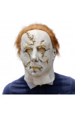 Michael Myers Latex Masks Halloween Horror Fancy Costume Myers Knife Blade
