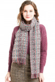 New style Women's Scarf New style Long Scarf Tassels Purl Free Shipping