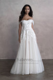 Off the Shoulder Wedding Dress vestido de noiva, Fashion Bride Dresses,La mariée robe so-284