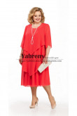 Plus Size Women's Dress Chiffon Mother of the bride Dresses mps-499-1