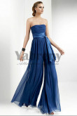 Royal Blue Strapless women's Jumpsuits for Wedding party dress so-064