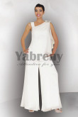 Simple Two Piece mother of the bride pants suits Summer so-061
