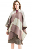 Women's Elegant Cardigan Shawl Coat for Winter New style Poncho Cape Free Shipping
