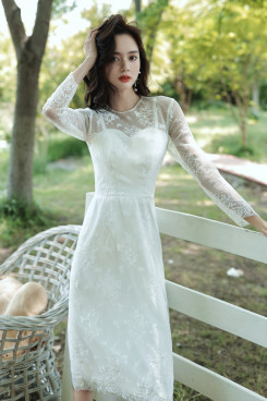 2021 Simple Lace Women's Dress,Summer Dresses cso-007