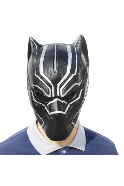Marvel's The Avengers Panther mask for Halloween Cosplay
