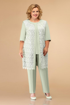 Elegant 3PC Mother of the bride pant suits With Jacket mps-426