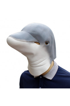 Halloween Dolphin Masks for kids