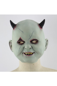 Little devil vampire Halloween masks for kids