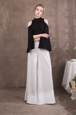 2020 New Style Women Prom dresses Wedding Jumpsuits Suits so-043