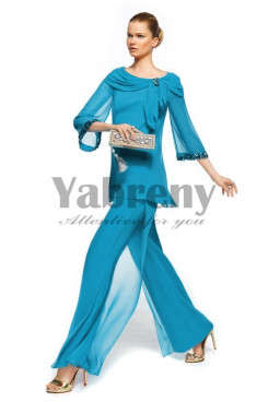 Ocean Blue Fashion sping prom dress pants sets so-074