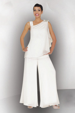 Summer mother of the bride pants suits ,Women's outfits for Summer mps-515