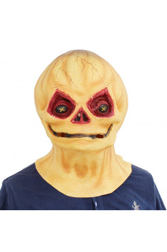 Pumpkin Horro'r Cosplay Masks Full Face Trickr Treat Masks